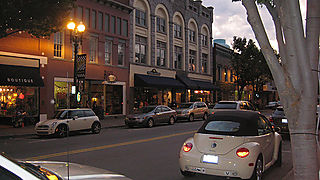 Downtown Concord, NC