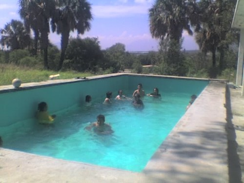 Palmitos pool